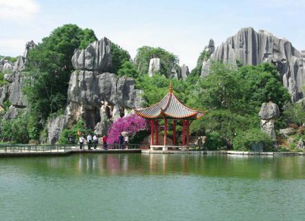 Tour Hà Khẩu - Thạch Lâm - Côn Minh